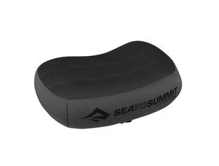 Sea To Summit Aeros Premium kudde Grey, Regular