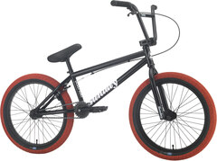 "Sunday Blueprint 20"" BMX Sykkel Sort, 20"" TT, 11.79 kg"