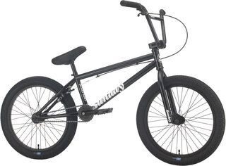 "Sunday Blueprint 20"" BMX Sykkel Sort, 20.5"" TT, 11.79 kg"