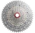 SunRace MZ903 12-Delt Kassett Sølv, 12-delt, 11-51, 510g
