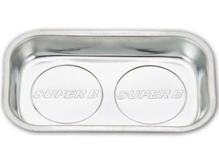 SuperB Stor Magnetisk Skål Perfekt för lagring av delar i