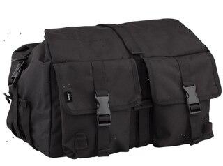 Surly Porteur House Veske Sort, 43 L, For Surly 24-Pack Rack