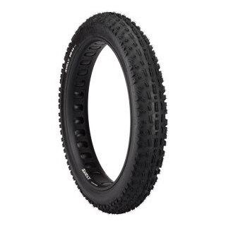 """Surly Bud Tire 26X4,8"""" 120tpi Dekk 1585 gram, Kongen av fatbikedekk!"""