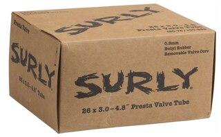 Surly Ultra Light Fat/Plus Slange 26 x 3.0 - 4.8 Presta ventil. 310g
