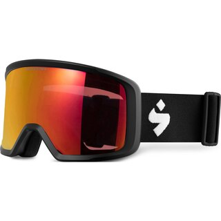 Sweet Protection Firewall MTB RIG Goggle Reflect, Matte Black/RIG Topaz