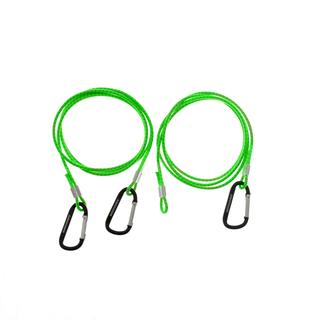 Swimrunners Support Pull Belt Hook Cord Grønn