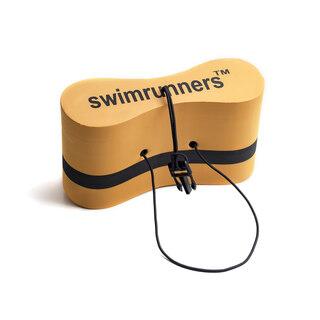 Swimrunners Pull Buoy For Pull Belt Oransje