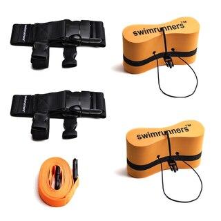 Swimrunners Guidance Pull Belt Teamkit Oransje Pull Buoy - Oransje Stropp