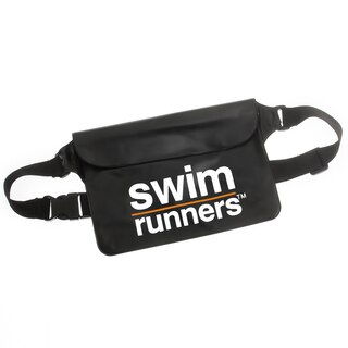 Swimrunners Vanntett Midjeveske Sort