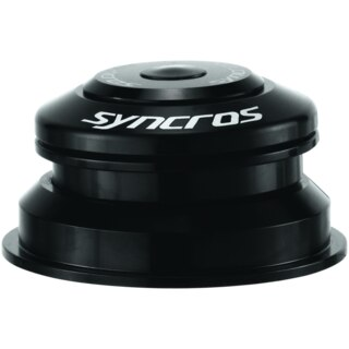 """Syncros PF 1-1/8"""" - 1-1/4"""" Styrelager Sort, ZS44/28.6, IS46/34, 50/44"""