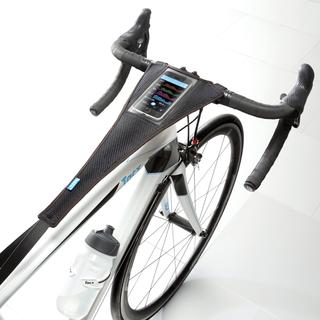 Tacx T2931 Svettebeskyttelse Beskytter både sykkel og smarttelefon!