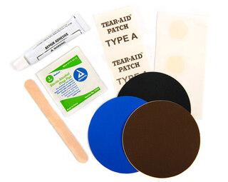 Therm-a-Rest Permanent Home Repair Kit Komplett lagningskit