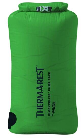 Therm-a-Rest BlockerLite Pumpsäck Grön, Till uppblåsning av liggunderlag