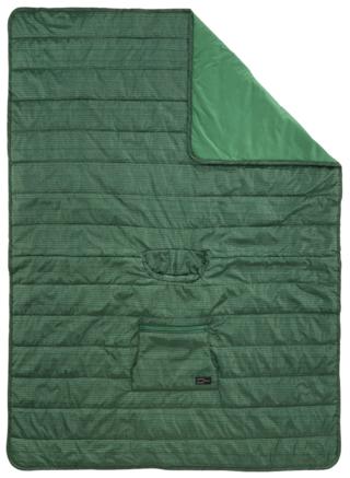 Therm-a-Rest Honcho Poncho Green Print