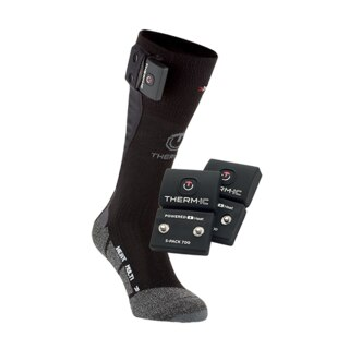Therm-IC Heat Sock Uni+700 Sokker V2 Inkl. 700 batteripakke