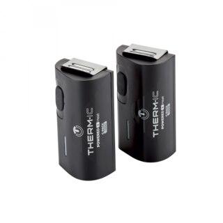 Therm-IC C-Pack 1300 Batteripakke 3 innstillinger, USB Lader, 13 t