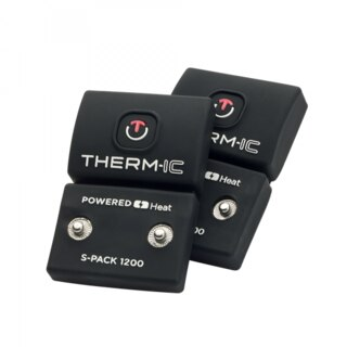 Therm-IC S-Pack 1200 Batteripakke USB-Lader, 14 timer