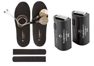 Therm-Ic Heat Kit Set Varmesåler C-Pack 1300 batteri, 13 t, USB