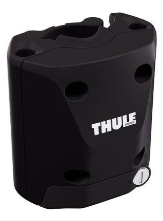 Thule RideAlong Ekstra Festebrakett Låsbar, 27,2 - 40mm