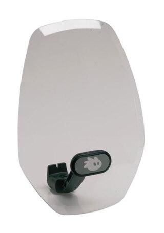 Thule Yepp Mini Vindskjerm Transparent, Stopper väder och vind