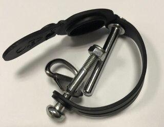 Thule Chaiot Rubber Hitch Kit Festestropp m/låsesplint