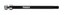 Thule Shimano E-Thru Axle Adapter M12x1,5mm, L=172 eller 178mm