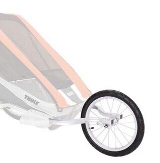 Thule Chariot CX2 Joggesett Består av 2 drag og hjul, 2013 og nyere