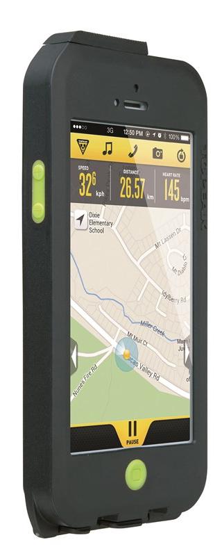 Topeak RideCase iphone Mobilväska Vattentätt fodral för iPhone 5