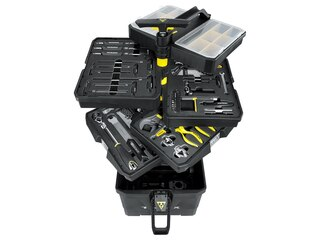 Topeak Prepstation verktygkasse Komplett med 40 verktyg!