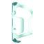 Topeak DualSide Flaskestativ Sølv