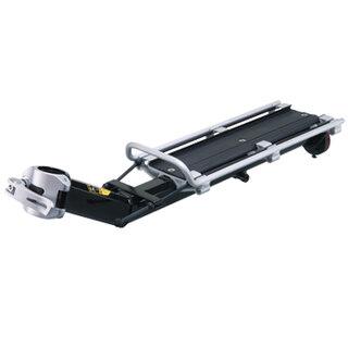 Topeak MTX BeamRack V-Type Pakethållare För montering på Sadelstolpe, Aluminium