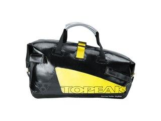 Topeak DryBag For Journey Trailer Sort/Gul, 1,6 kg