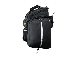 Topeak MTX TrunkBag DXP Väska Svart, 22,6 liter, Expanderbar, 1160 gr