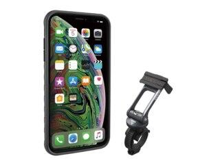 Topeak RideCase Mobilväska Skydd för iPhone XS Max, Inkl. Fäste