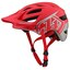 Troy Lee Designs A1 MIPS Classic Hjelm Red/Silver, Str. XL/XXL