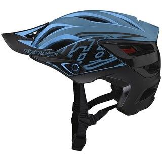 Troy Lee Designs A3 MIPS Hjelm Cyan Blue, Enduro Terrenghjelm