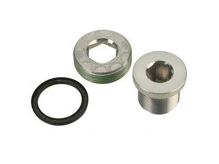 Truvativ M15/M22 Krankarm Bolt Sølv, Aluminium, 1 stk