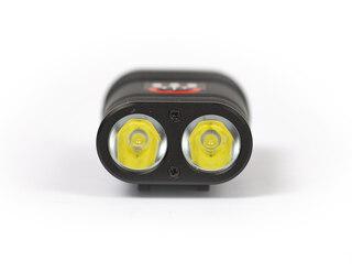 Trygg Polaris 600L Sykkellykt 600 lumen, Integrert batteri, 2 x LED