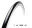 Tufo Calibra Lite 23 Clincher Dekk Sort, 700x23, 240 TPI, 6-10 Bar, 150 gr