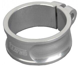 Tune Schraubwürger Setepinneklemme Sølv, 31,8 mm