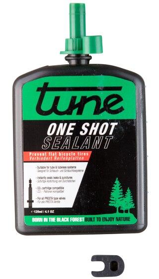 Tune One Shot Sealant Tätningsvätska 120 ml, m/ventilkärnaverktyg