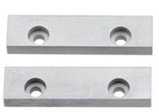 Unior aluminiumkäftar till skruvstäd Passar till Unior B80 och W90