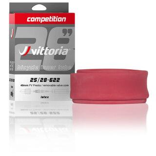Vittoria Latex Slang Rosa, 700x30/32, 48 mm presta, 105 g