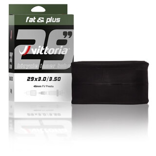 "Vittoria Fat MTB 27.5"" Slang 26"" x 4.0 - 4.9, Schrader 48 mm"