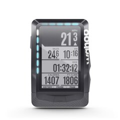 Wahoo Elemnt GPS Sykkelcomputer Bundle ANT+, Bluetooth 4.0, GPS