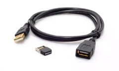 Wahoo ANT+ USB Kit USB ANT+, Inkl lang kabel!