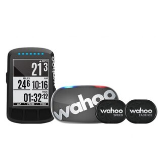 Wahoo Elemnt Bolt Stealth GPS Bundle Sort, Bundle