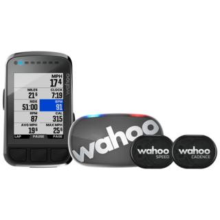 Wahoo Elemnt Bolt V2 GPS-dator Bundle Världens mest aerodynamiska dator!