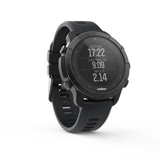 Wahoo Elemnt Rival MultiSport GPS Klokke Stealth Gray