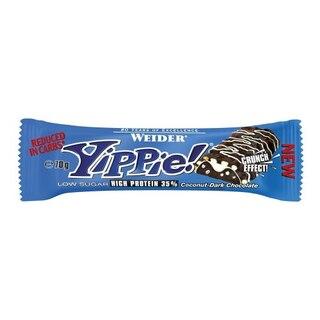 Weider Yippie 70g Proteinbar Coco-Dark Chocolate
